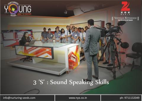 3 'S' : Sound Speaking Skills