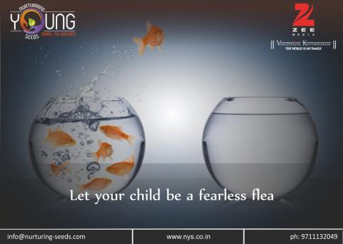 Let Your Child Be a Fearless Flee