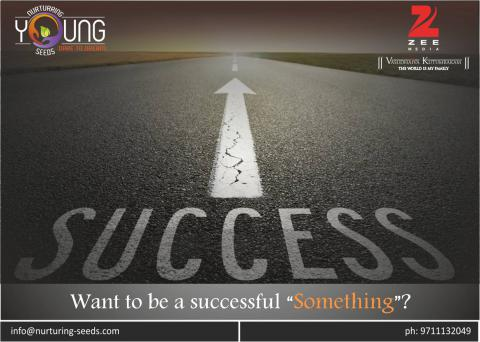 Want to be a successful Something