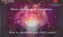 Want to channelize your child's potent
